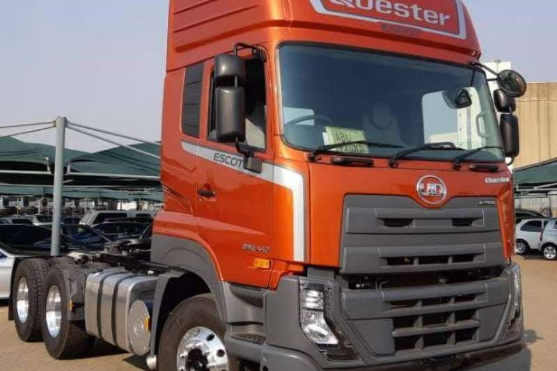 UD Truck-Tractor Double axle New UD Quester 440 Truck Tractor 2019