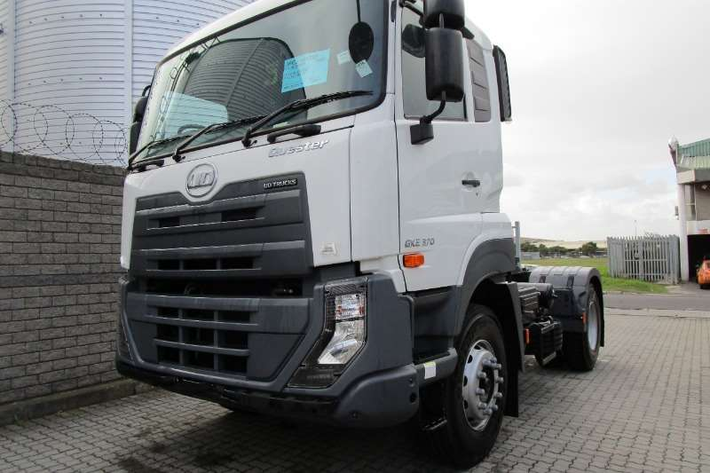 UD Truck-Tractor Double axle New UD Quester GKE 370 TT 2019