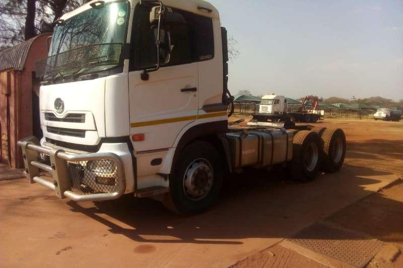 Nissan Diesel Truck >> Ud