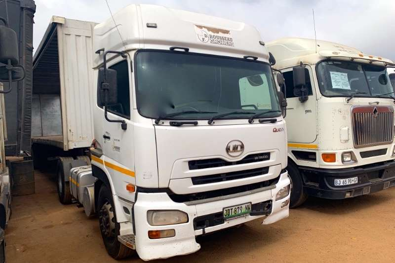 UD Truck-Tractor Single axle QUON 17 410 2014