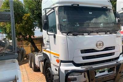 UD 2014 UD GW26 450. Truck tractors