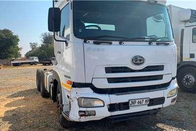 UD 2014 UD QUON GW26 450 Truck tractors