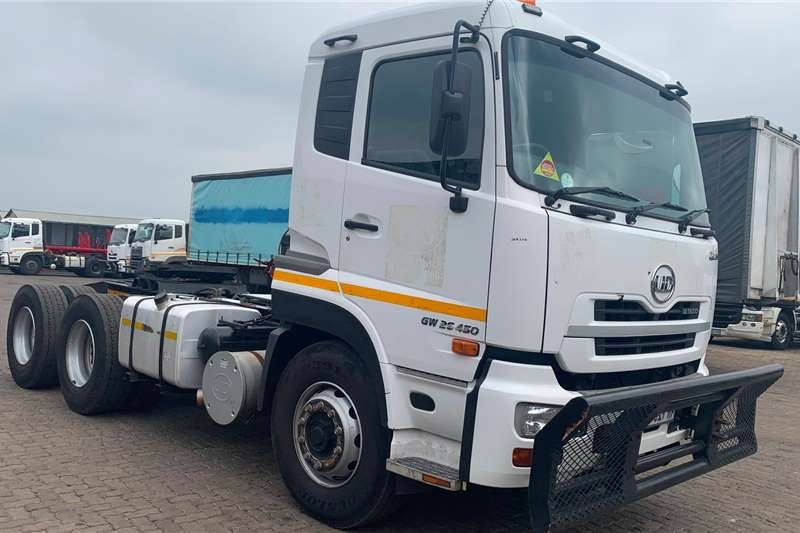 UD Truck tractors Double axle 2018 UD GW26 450 2018