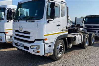 UD Double axle Quon GW 26.450 6x4 T/T Truck tractors
