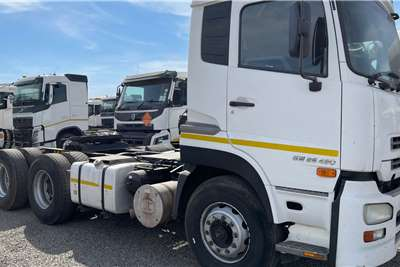UD Double axle Quon GW 26.490 6x4 T/T Truck tractors