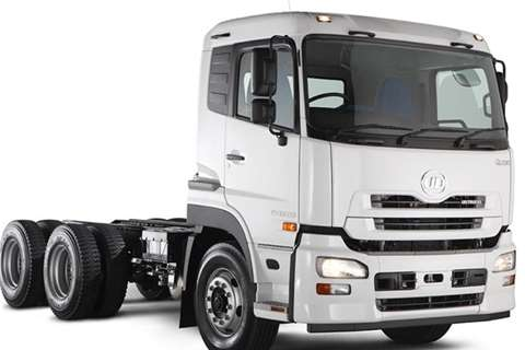 UD Truck tractors Double axle UD 450 Truck Tractor 2019