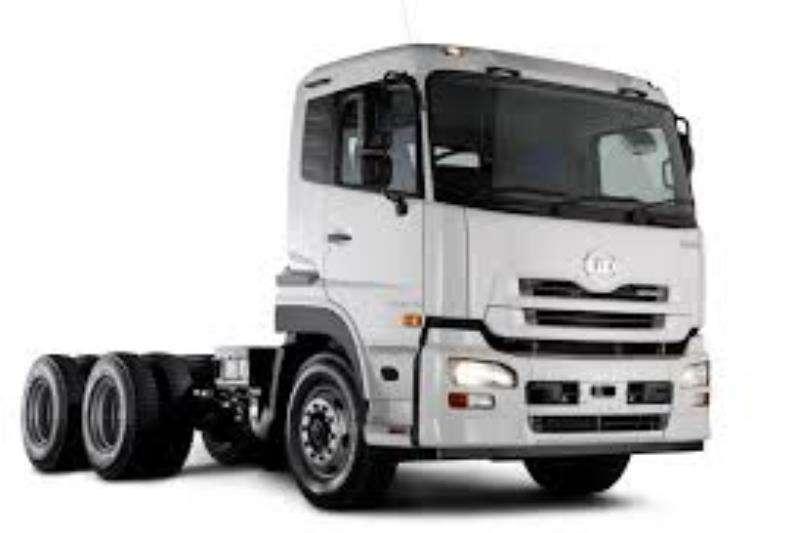 UD Truck tractors Double axle UD QUON GW26 450 TT AMT 2019