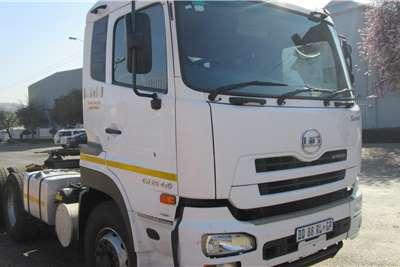 UD GW26 410 Truck tractors