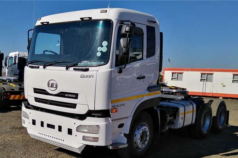UD Truck tractors NISSAN UD QUON GW26.450 2014
