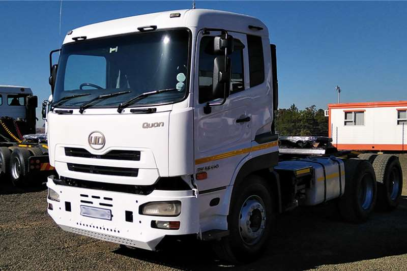 UD Truck tractors NISSAN UD QUON GW26.490 2014