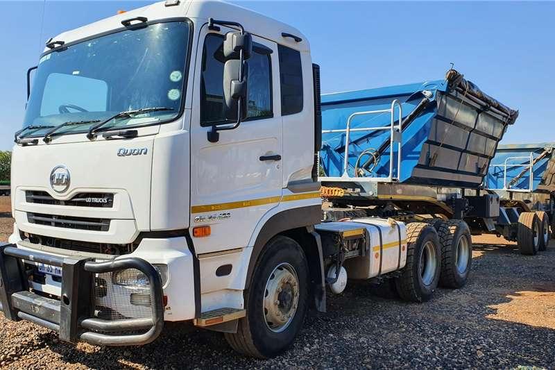 UD UD QUON GW26 450 Truck tractors