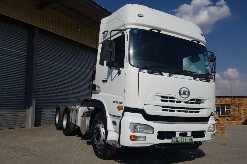 UD Truck UD 26 490 2012