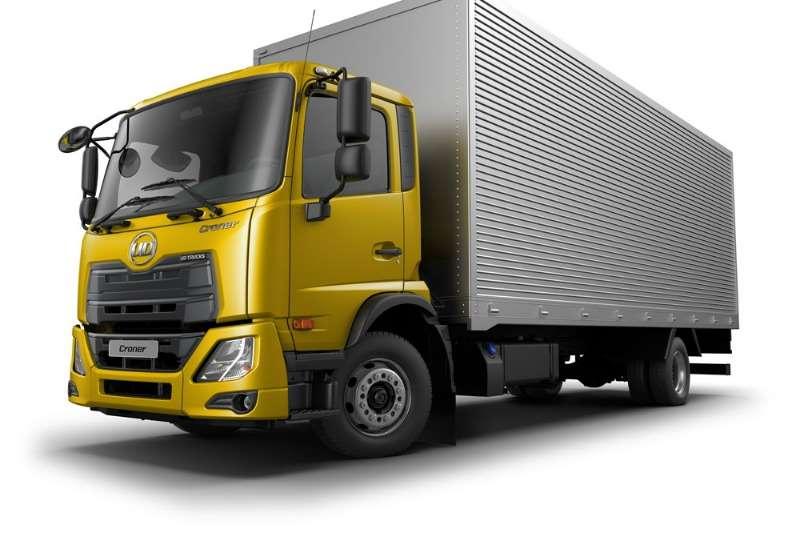 UD Truck Van body New UD Croner Van Body 2019