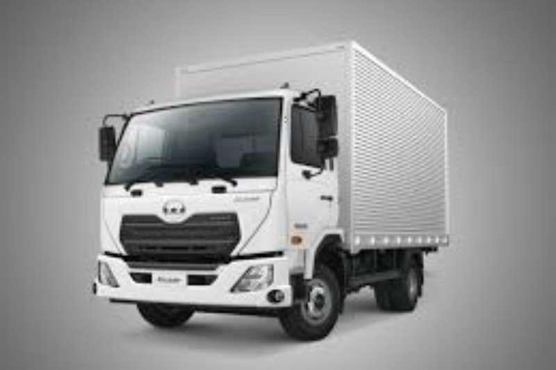 UD Truck Van body UD KUZER RKE150 2019