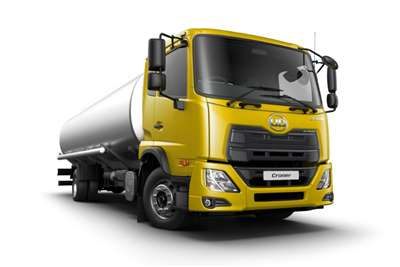 UD Water tanker New UD Croner Water Bowser Truck