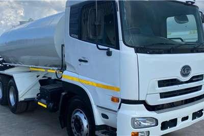 UD NISSAN UD 390, 16000L Water Tanker & Sprinklers Water sprinkler trucks