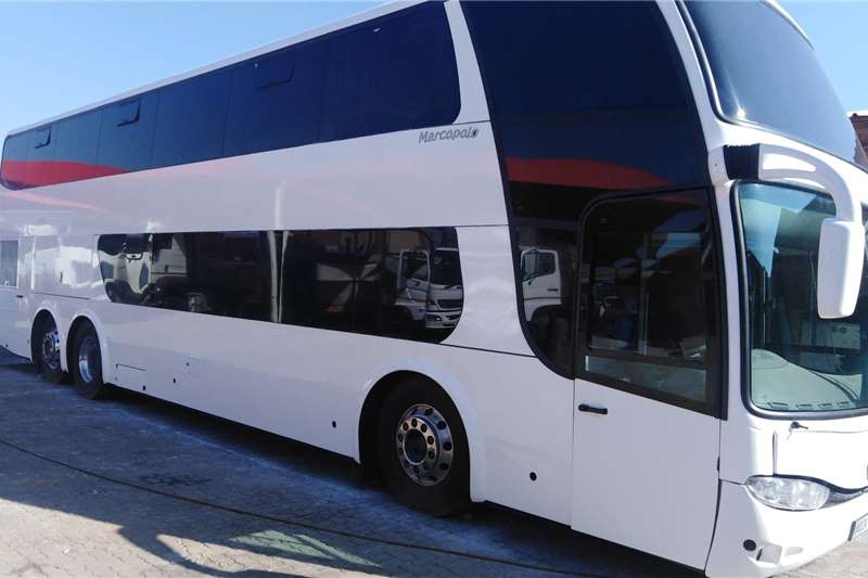 Volvo Buses 65 seater DOUBLE DECKER 65 SEATER LUXURY BUS 2007