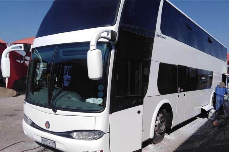 Volvo Buses 65 seater DOUBLE DECKER LUXURY BUS 2007