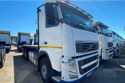 Volvo FH 440 Well Maintained ex Fleet Chassis cab trucks
