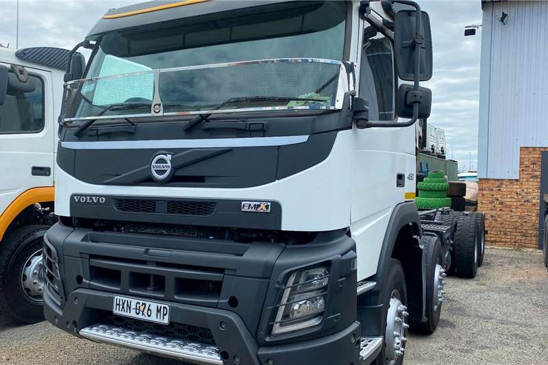 Volvo FMX 480 Chassis cab trucks