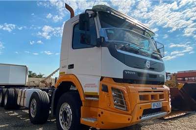 Volvo FMX 520 Twinsteer In Good Working Condition Chassis cab trucks