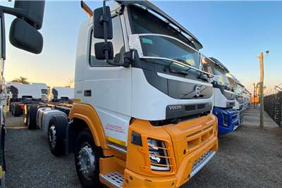 Volvo Volvo FMX 480 Twinsteer Chassis cab trucks