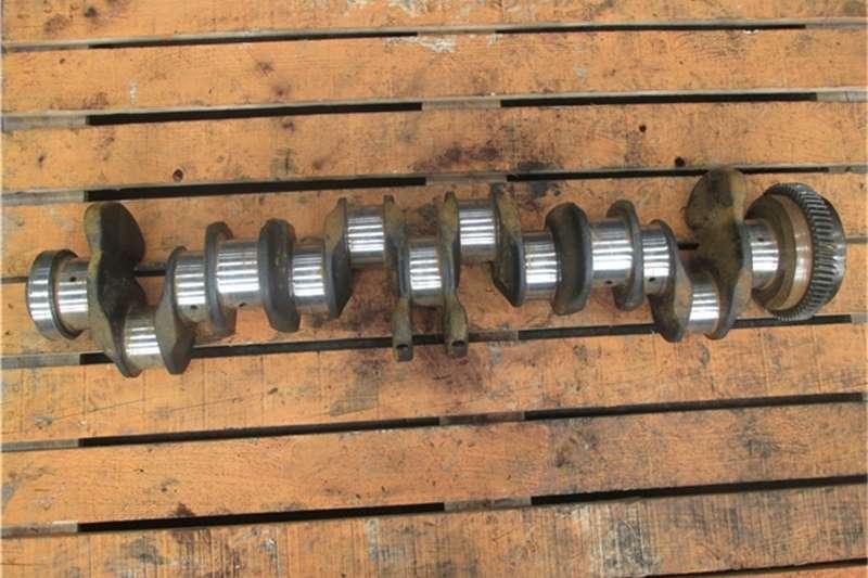 Volvo D13 Crankshaft