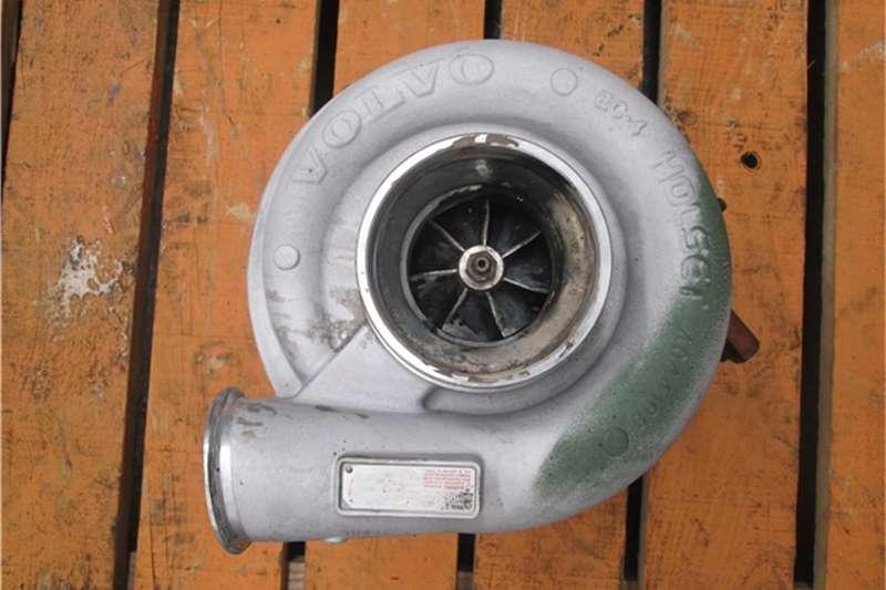Volvo D13 Turbo Char
