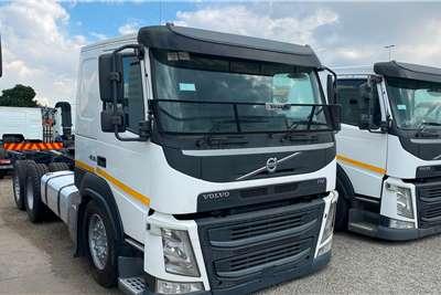 Volvo FM 400 Personnel carrier trucks