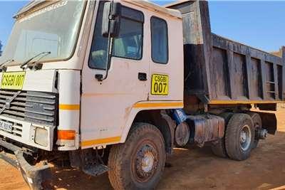 Volvo (10 cube)   Truck needs TLB Tipper trucks