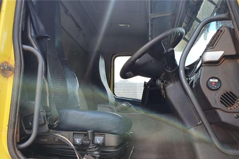 Volvo 330 Tipper trucks