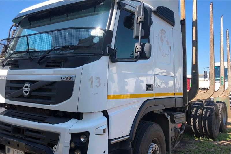 Volvo Tipper trucks MFX 400 2012