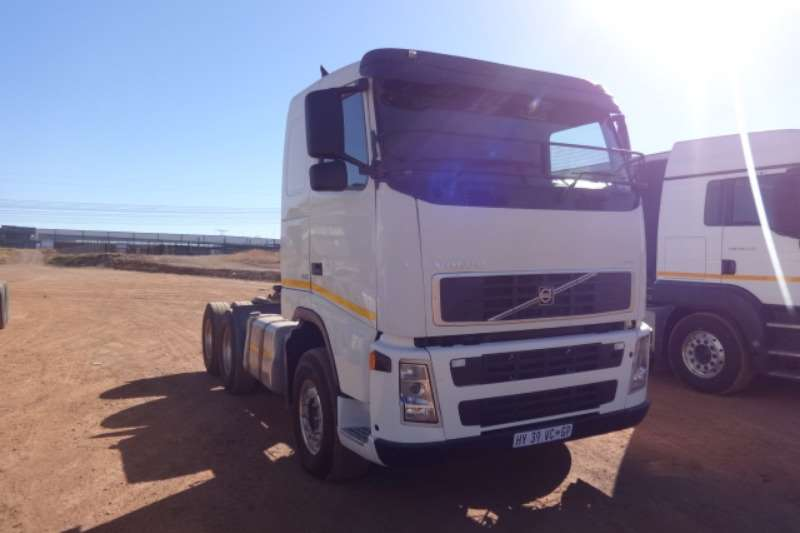 Volvo Truck 6x4 Mechanical Horse 2007