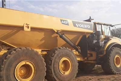 Volvo A40F Dump Truck Truck