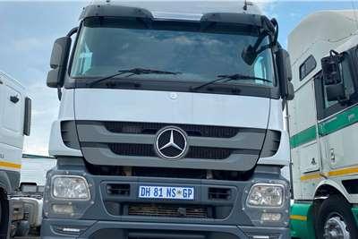 Volvo Actros 2644 Truck