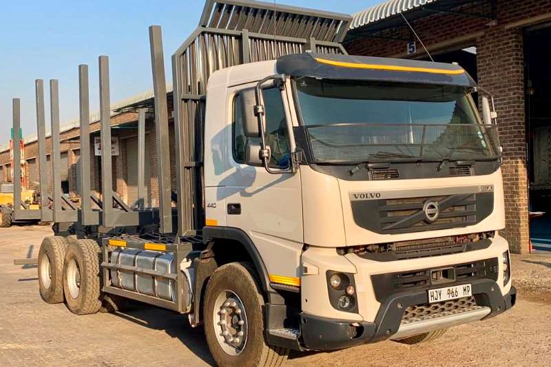 Volvo Truck Chassis cab FMX 440 2014