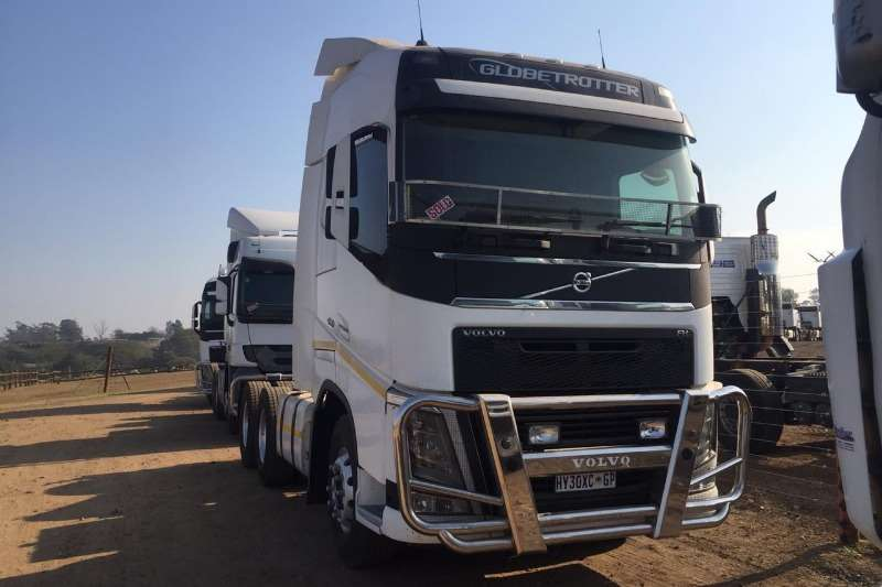 Volvo Truck Chassis cab VOLVO FH 480 GLOBETROTTER 2014