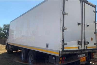 Volvo FE240 CLOSED BODY Truck