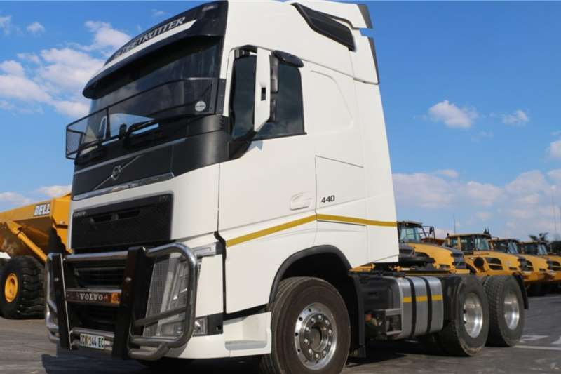 Volvo Truck FH440 6x4 Globetrotter Horse 2018