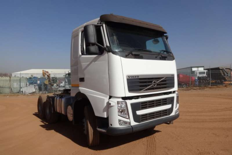 Volvo Truck FH440 6x4 Mechanical Horse 2013