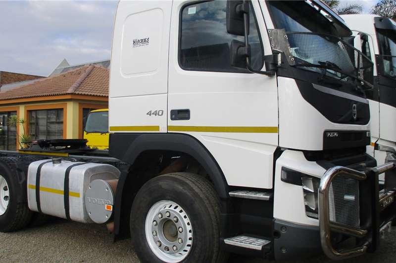 Volvo Truck FMX 440 2016