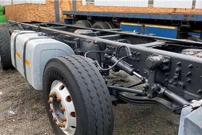 Volvo FMX 480 Twinsteer Truck