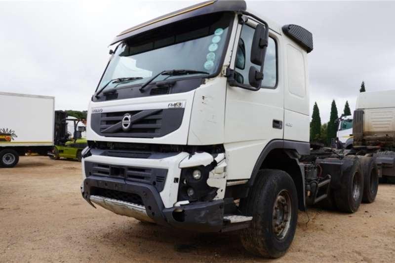 Volvo Truck FMX440 6x4 Horse 2011