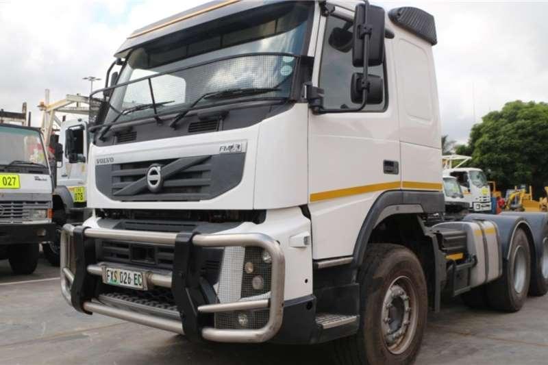 Volvo Truck FMX440 6x4 Horse 2012