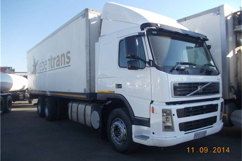 Volvo Truck Insulated fridge unit VOLVO FRIDGE TRUCKS 2008