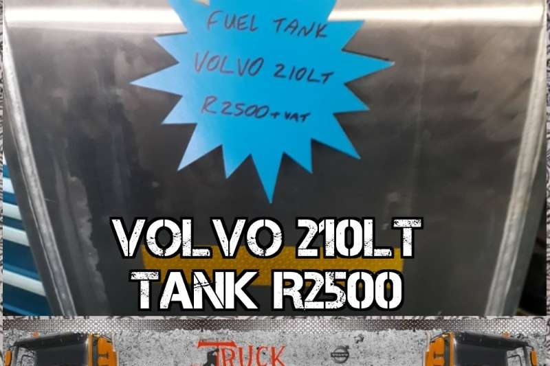 Volvo Truck spares Fuel systems