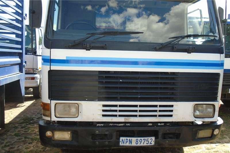 Volvo Truck Tipping body FL10 1995