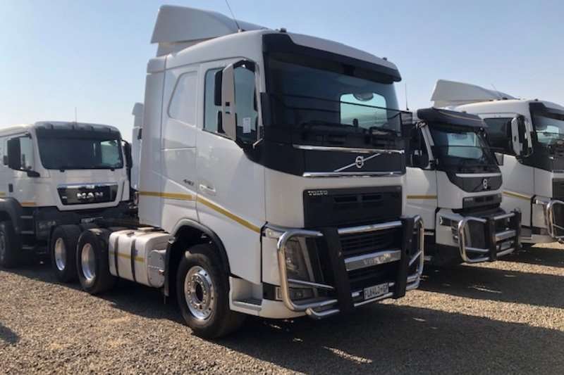 Volvo Truck-Tractor Double axle FH 440 6x4 T/T 2016