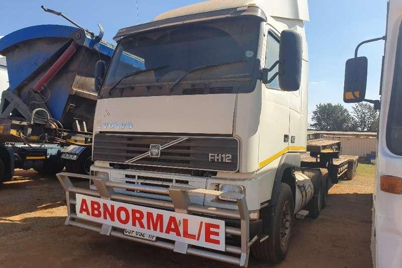 Volvo Truck-Tractor Double axle FH12 460 V1 2000