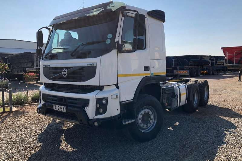 Volvo Truck-Tractor Double axle FMX 440 6x4 T/T 2012